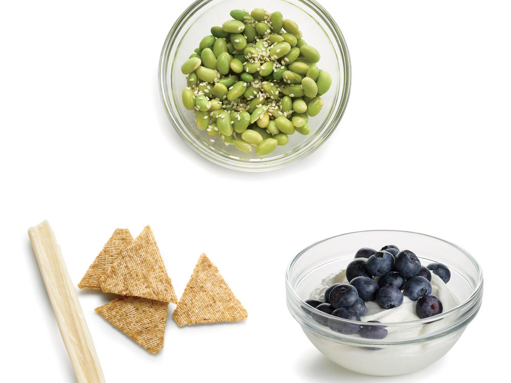 Move into Smarter Snacking