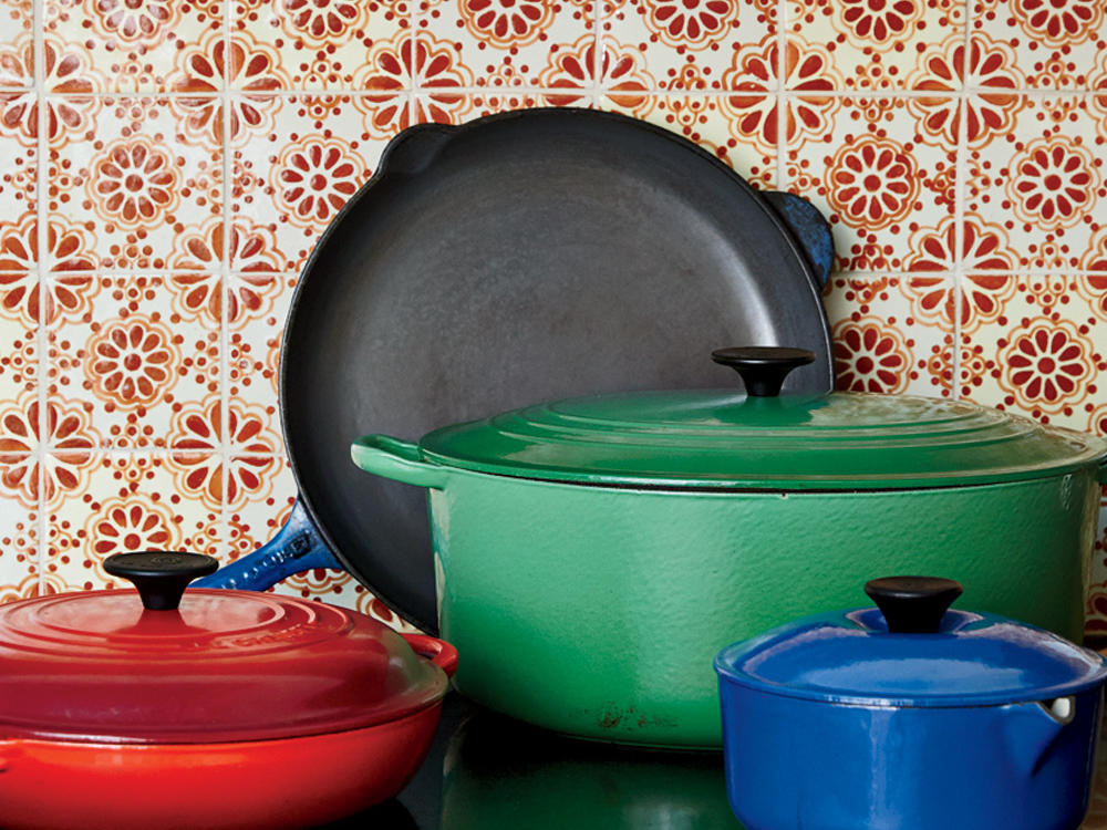 Pots, Pans, and Skillets