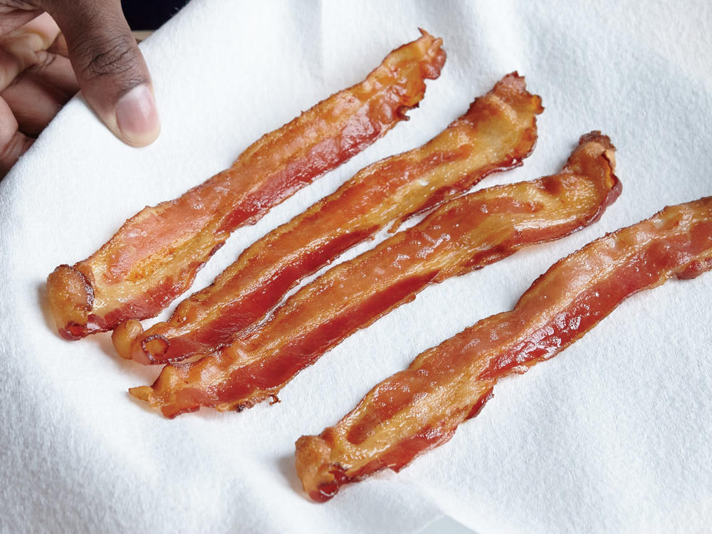 1. Cook Bacon