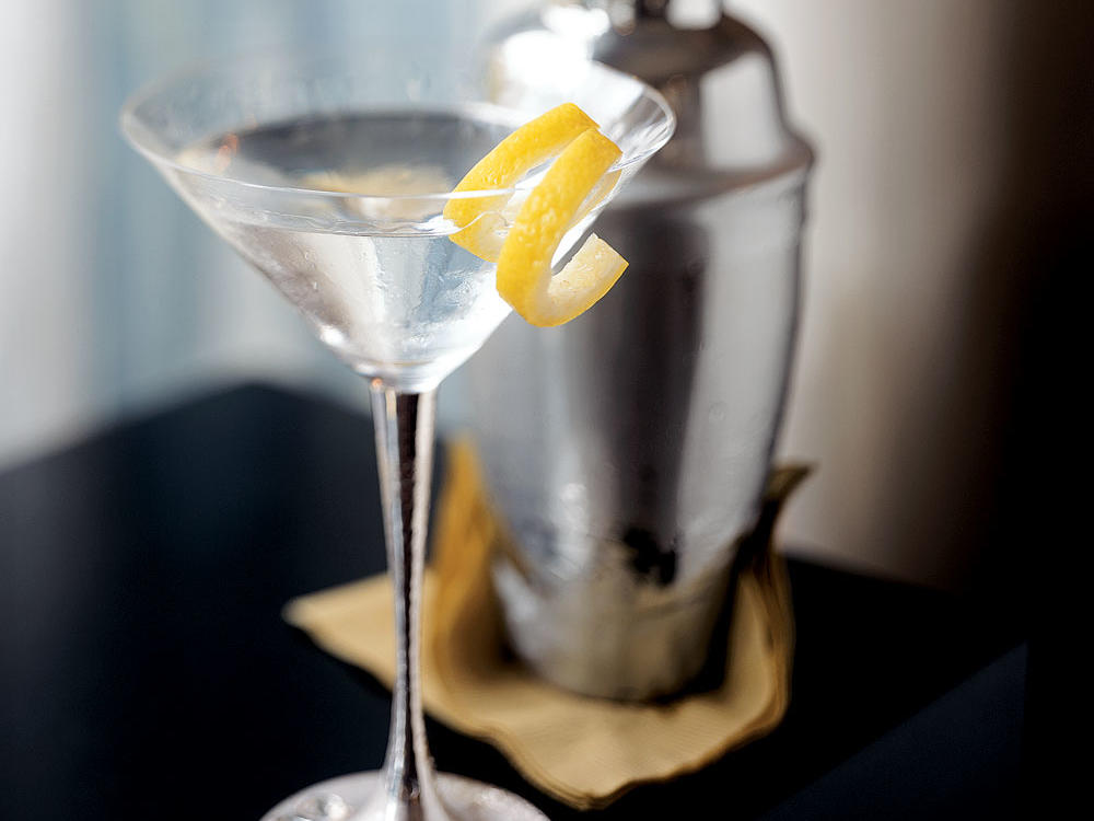 Best: Vodka Martini