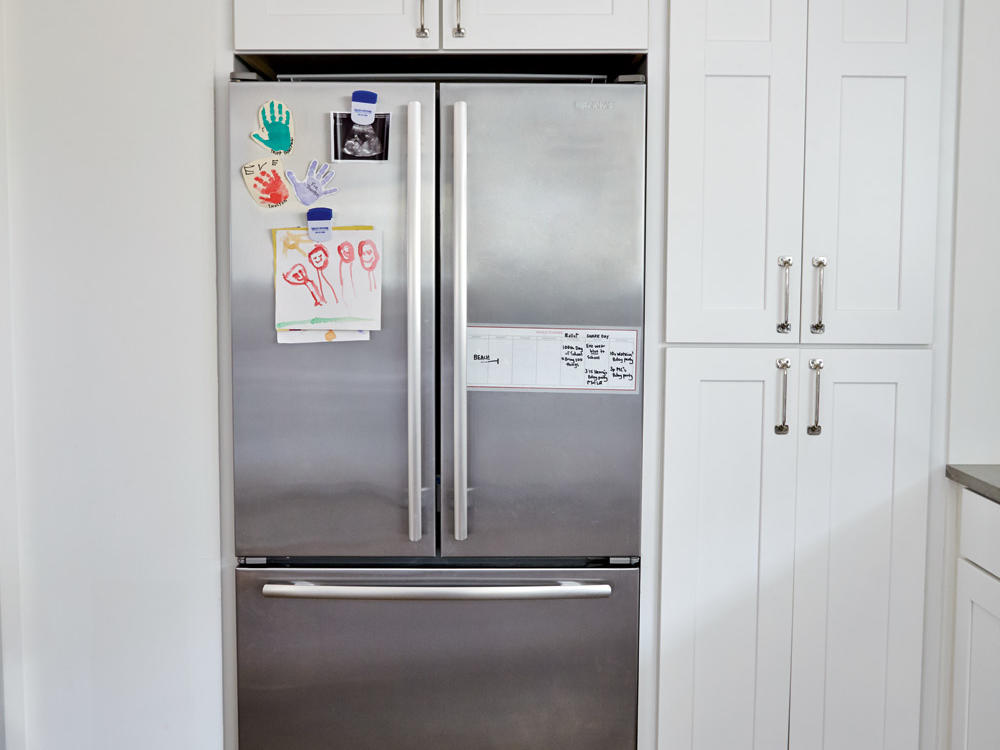 29. Set your fridge at the right temperature.
