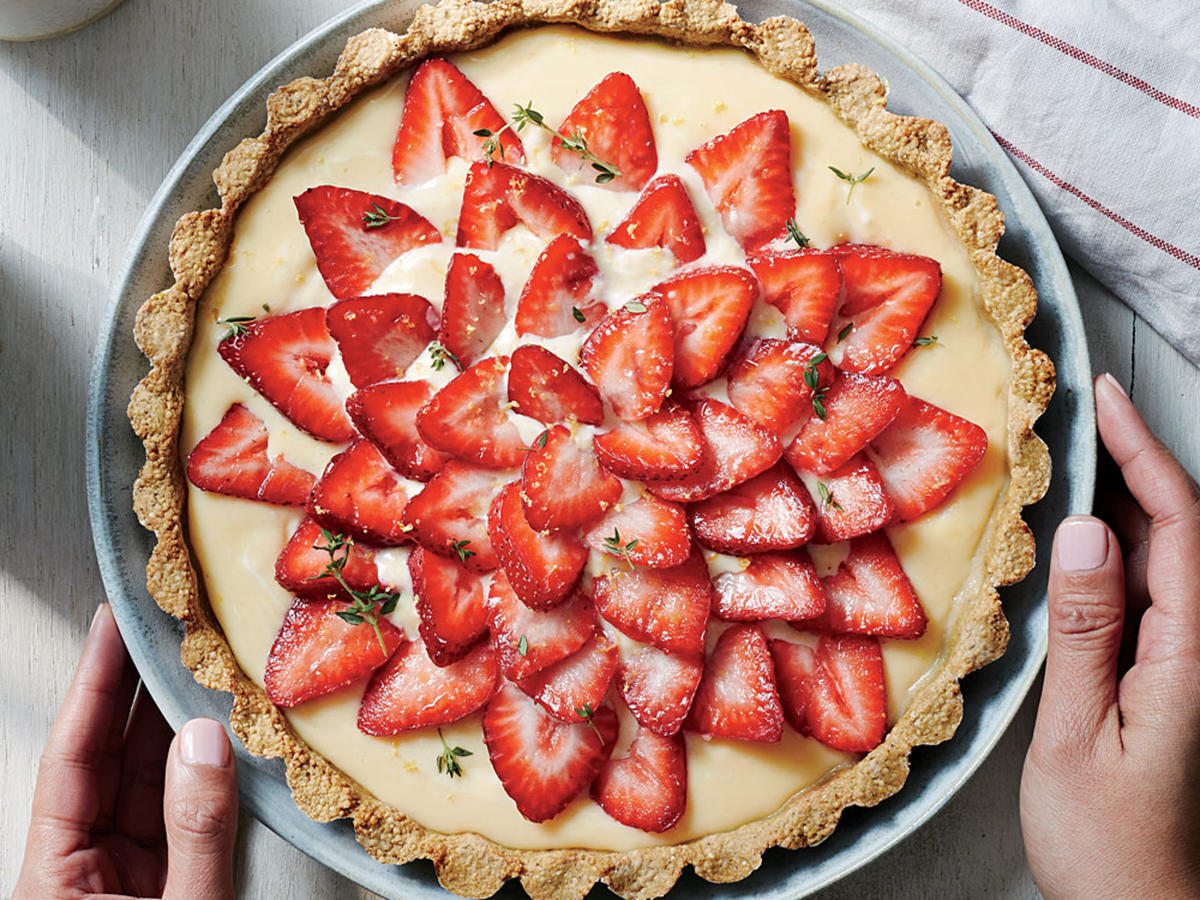 55 Healthy Strawberry Recipes Cooking Light