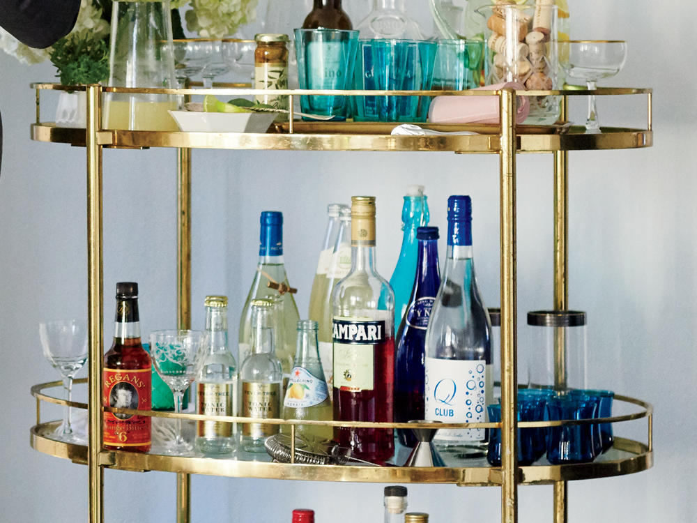 Stocking a Home Cocktail Bar: Mixers