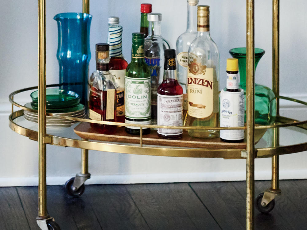 Stocking a Home Cocktail Bar Modifiers