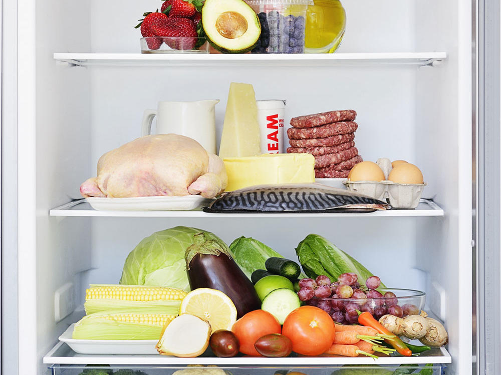 35. Get to know your pantry/ fridge.