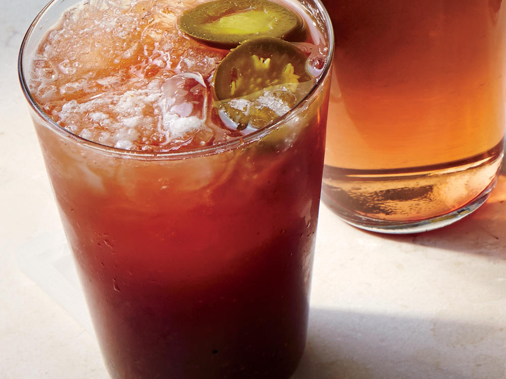 2-Ingredient Beer Cocktails-Michelada