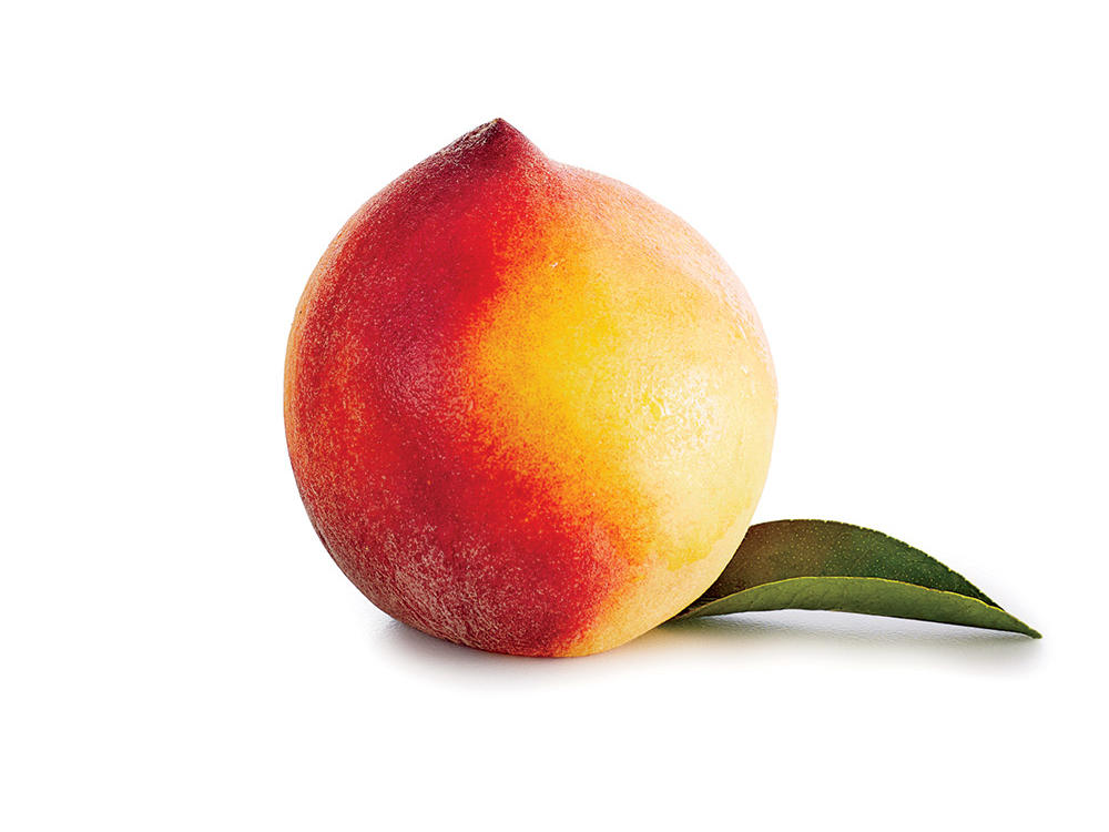 Why Storing Peaches Upside Down Helps
