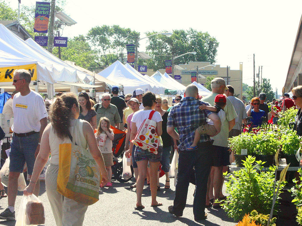 collingswood farmers' market