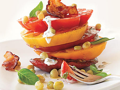 Alabama Recipe: Hot and Hot Tomato Salad