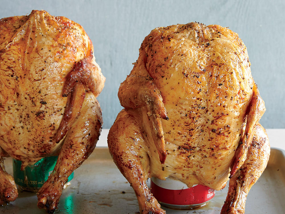 Beer Can Chicken: Is it Really Better?