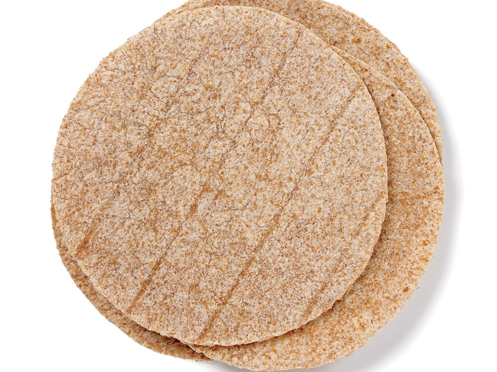 Tip #1: Whole-Wheat Tortillas