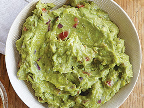 Veggies and Guac