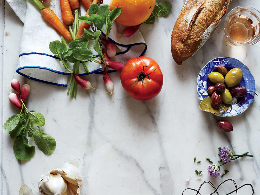 French Pantry Essentials