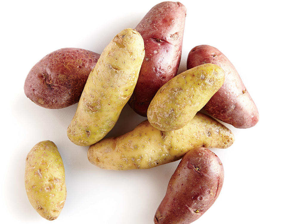 Recipe Makeover: Fingerling Potatoes