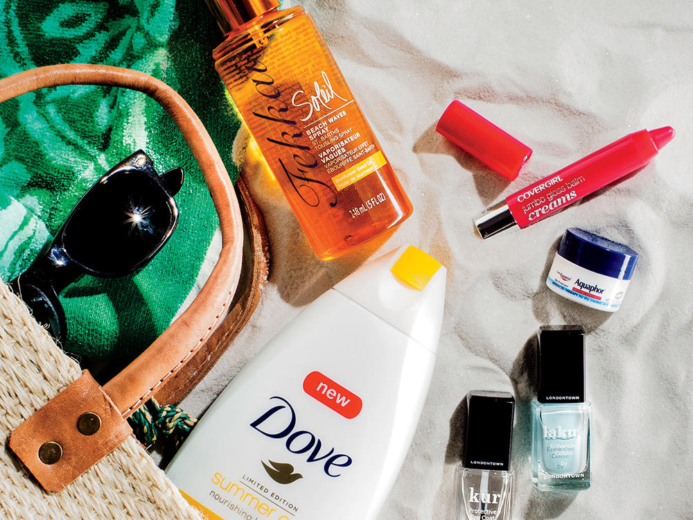 Beauty Editor's Beach Bag Must-Haves