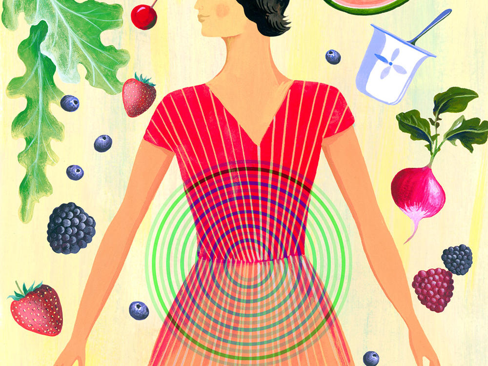 Feed Your Gut Microbiome