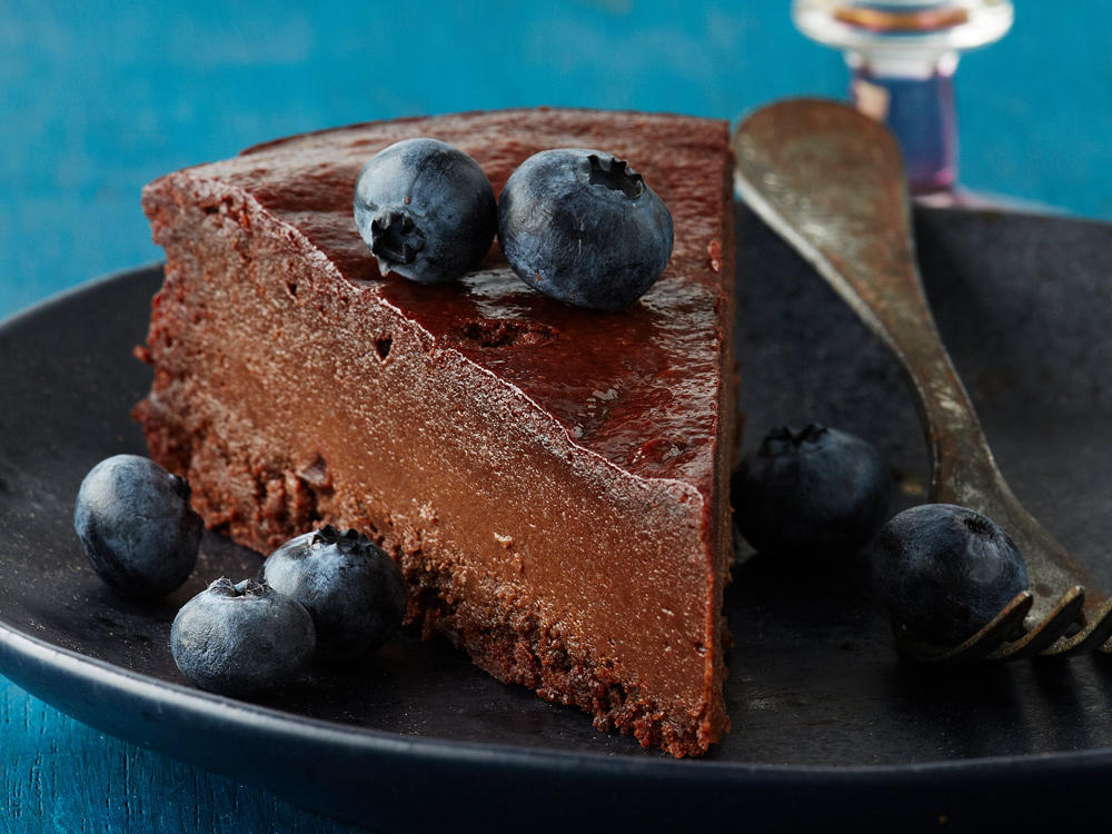If you don't mention it, no one will ever suspect that this incredible chocolate dessert, with its smooth texture and rich flavor, is made with beets.