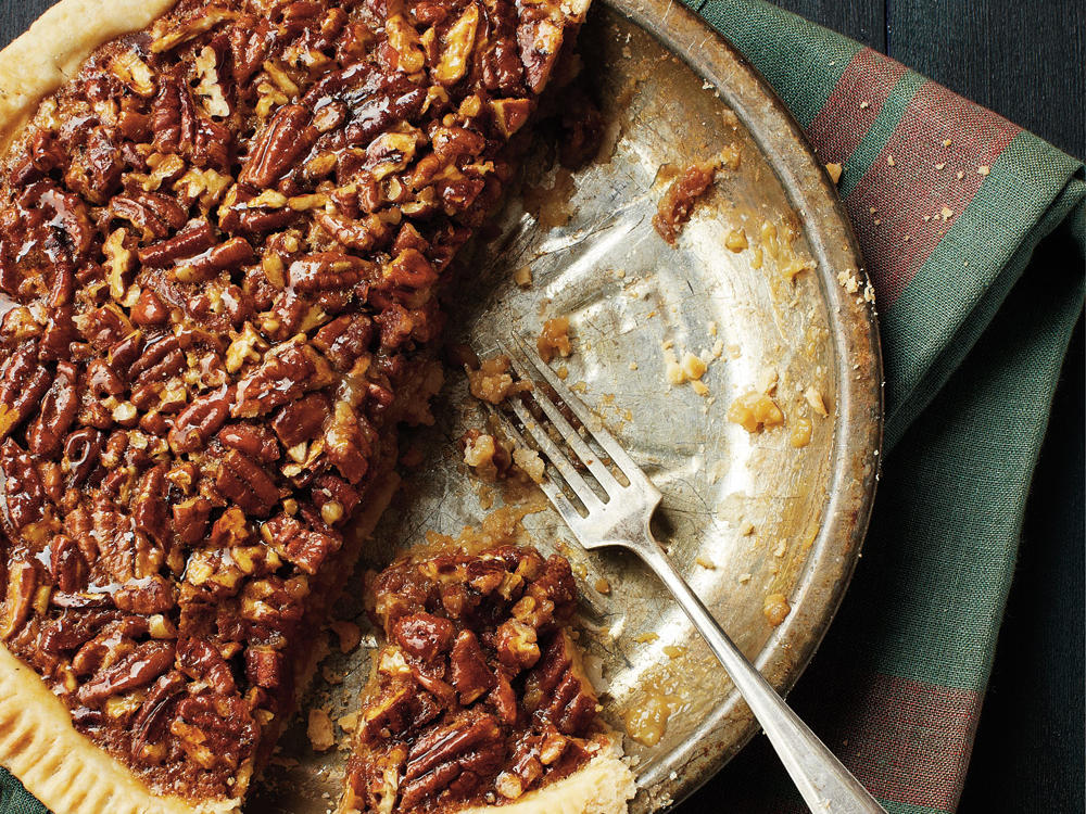 No Thanksgiving dinner is complete without a pecan pie. If you have gluten-free family members, this pie will be a real treat for them.