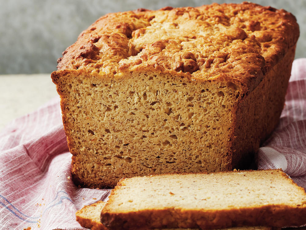 Whole-Grain Honey Bread