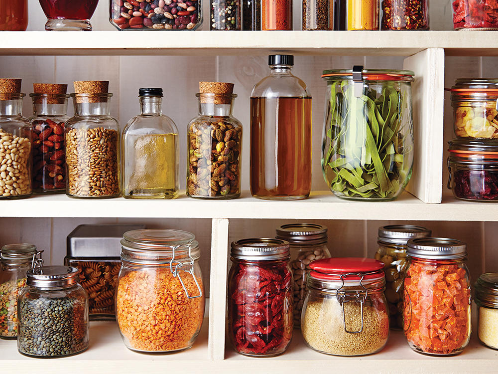 2. Cleanse Your Pantry
