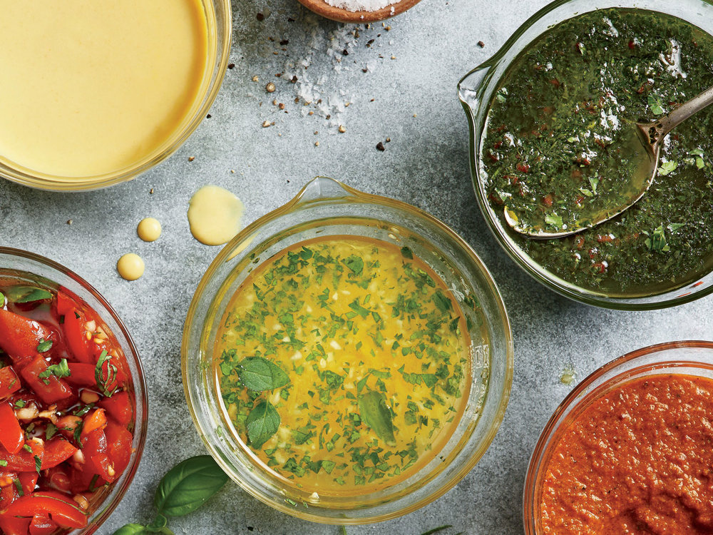 No-Cook Summer Sauces