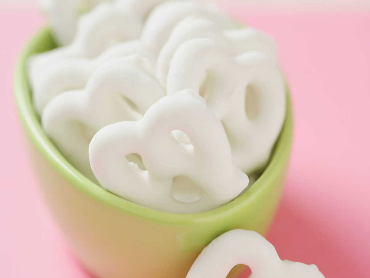 Yogurt-Covered Snacks