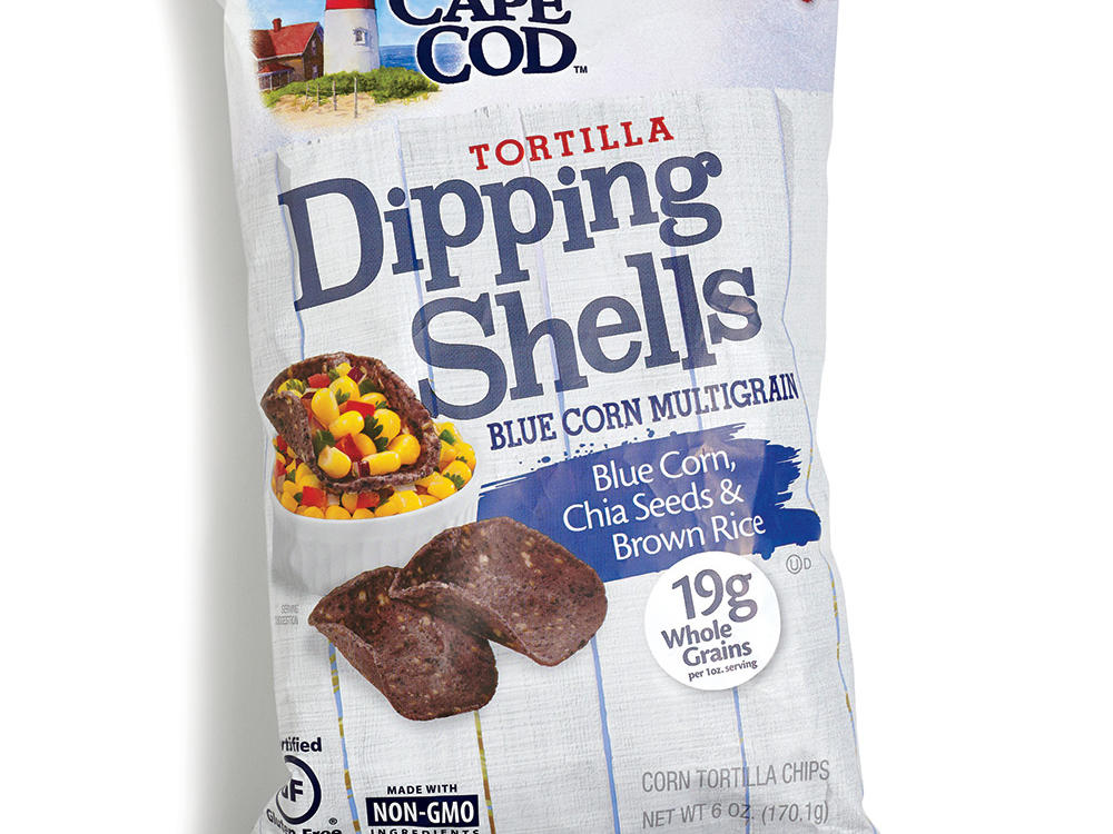 Cape Cod Blue Corn Multigrain Dipping Shells