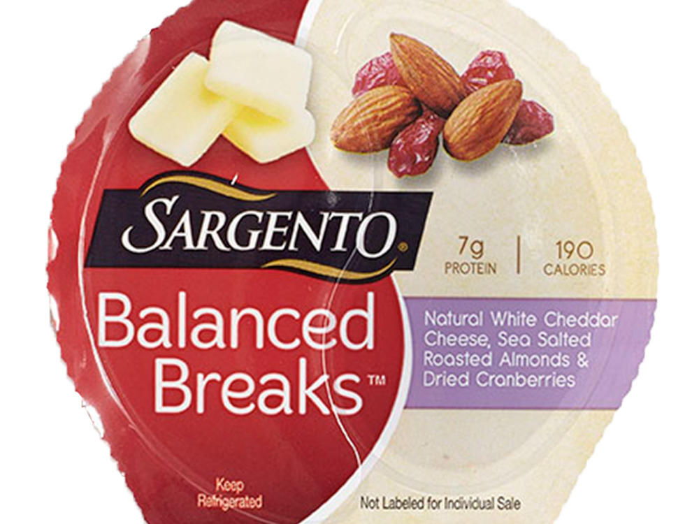 Sargento Balanced Breaks