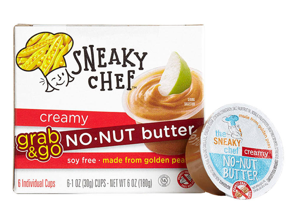Sneaky Chef No-Nut Butter Grab & Go