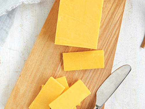 Anatomy of a Healthy Fridge Cheese