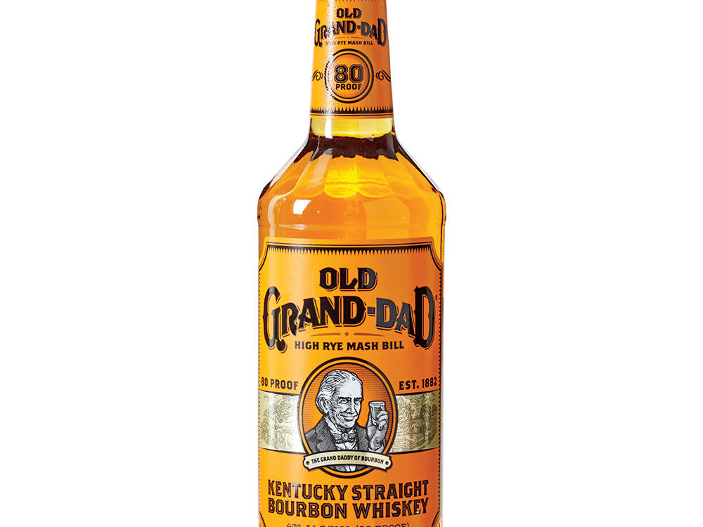 2. Sipper: Old Grand Dad