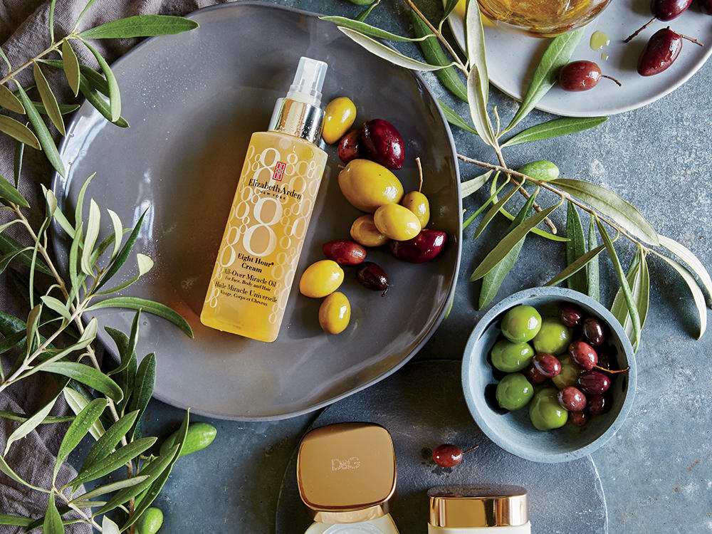 Olive-Based Beauty Products
