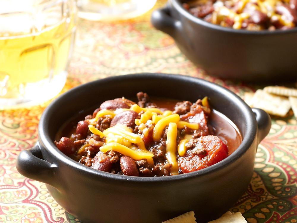1509 Crock-Pot Chili