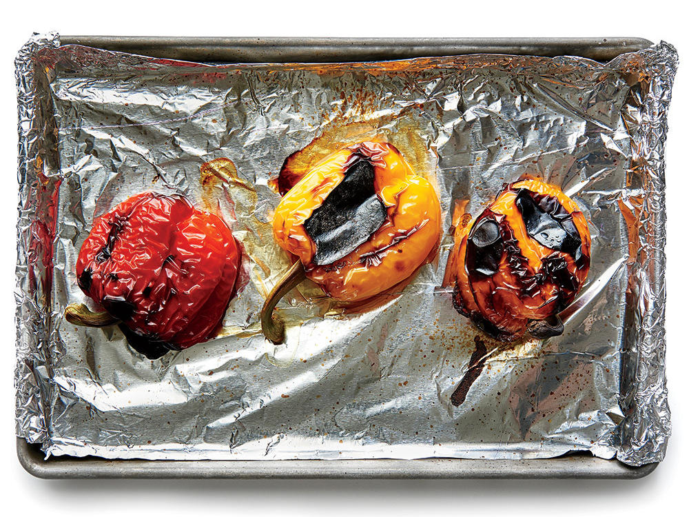 A Genius Trick for a Quicker Cleanup: Line Baking Pans with Foil