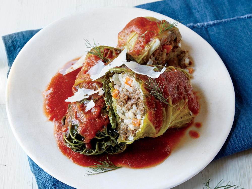 Fresh dill brightens the flavor and color of this recipe. For convenience, you can assemble the dish and refrigerate up to one day before serving.