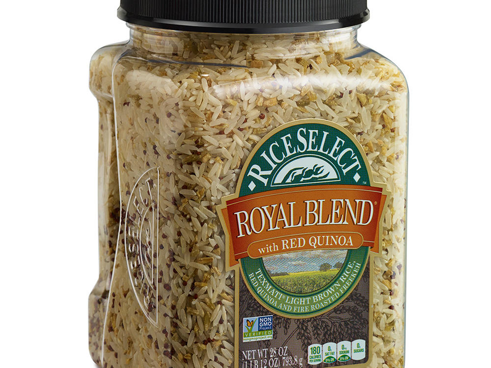 RiceSelect Royal Blend Light Brown Rice with Quinoa