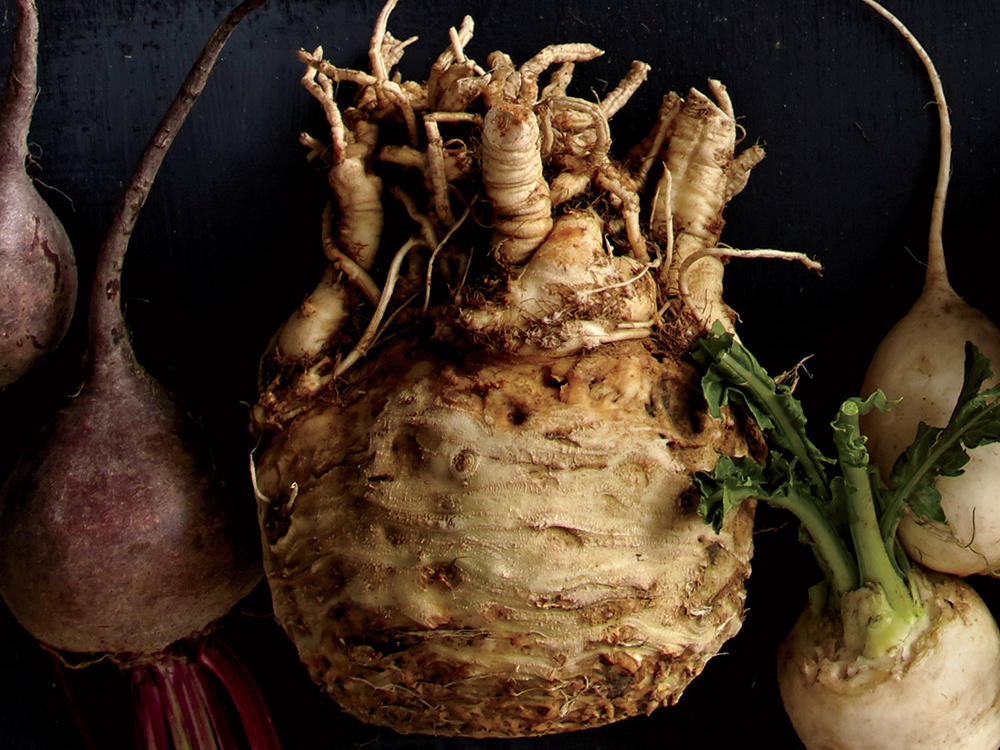 Root Vegetable Celery Root