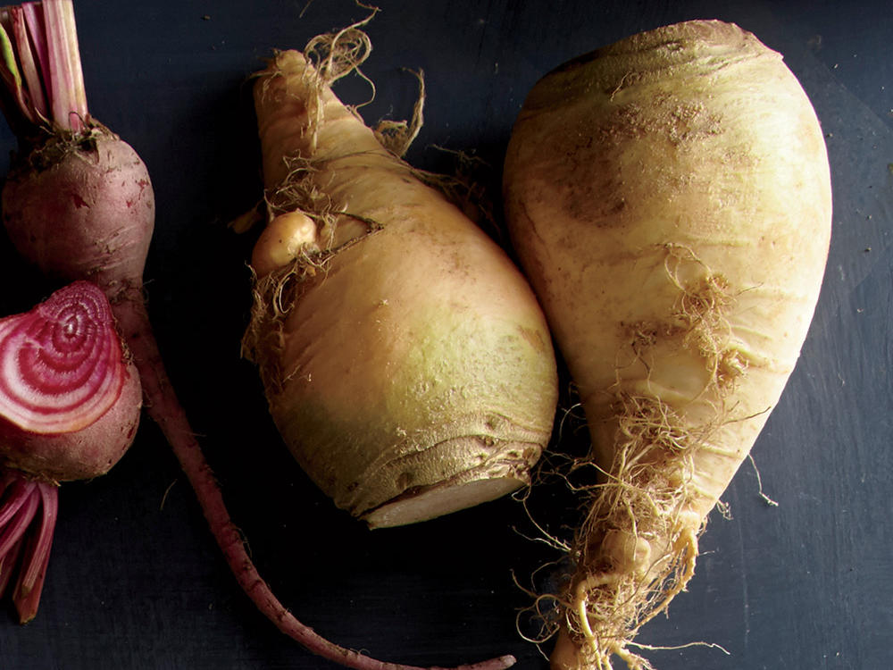 Root Vegetable Rutabagas