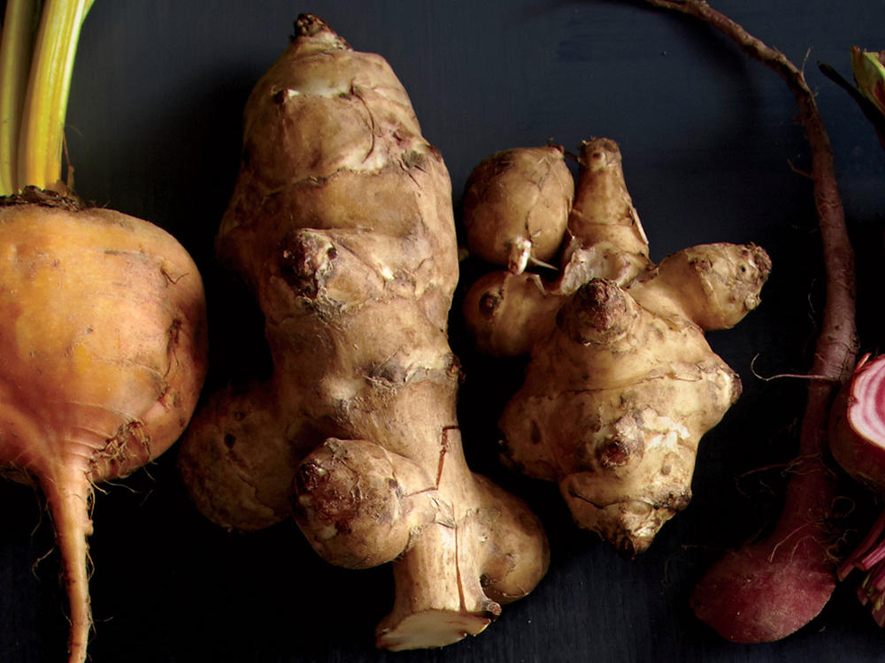 Root Vegetable Sunchokes