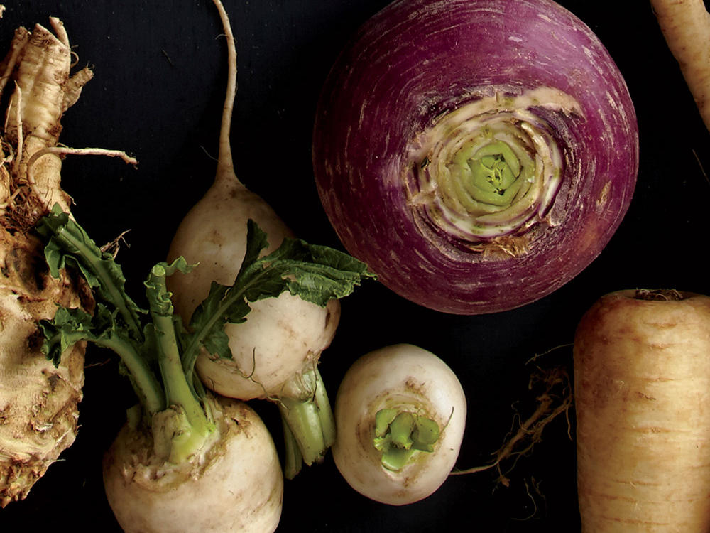 Root Vegetable Turnips