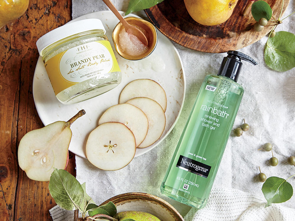 Pear Beauty Products