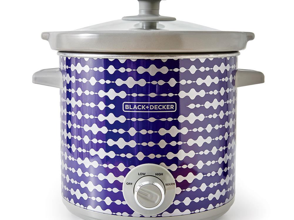 Black + Decker 4-Quart Slow Cooker