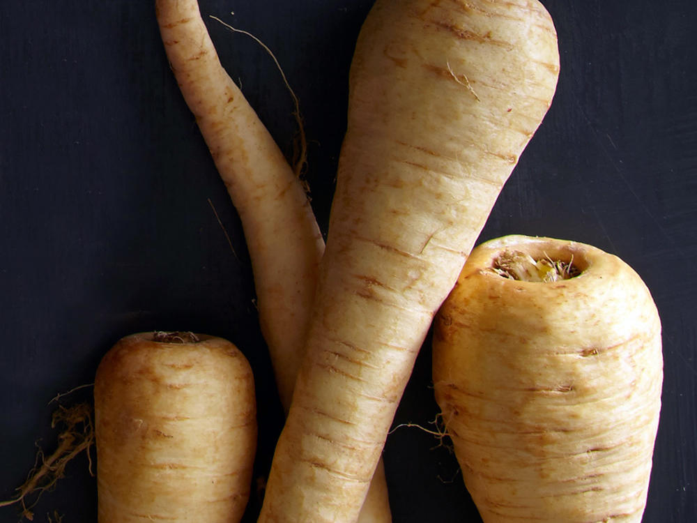 In Season: Parsnips