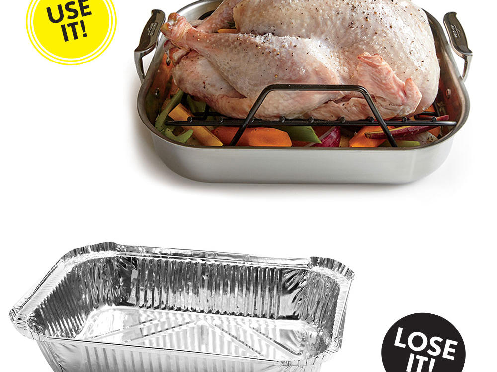 Use It or Lose It: Thanksgiving Kitchen Tools