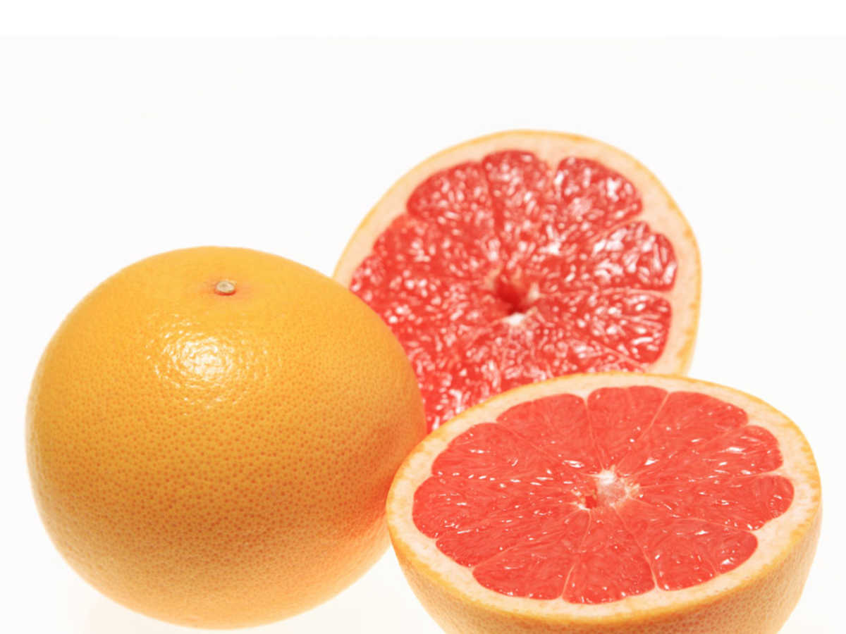 25. Eat Grapefruit