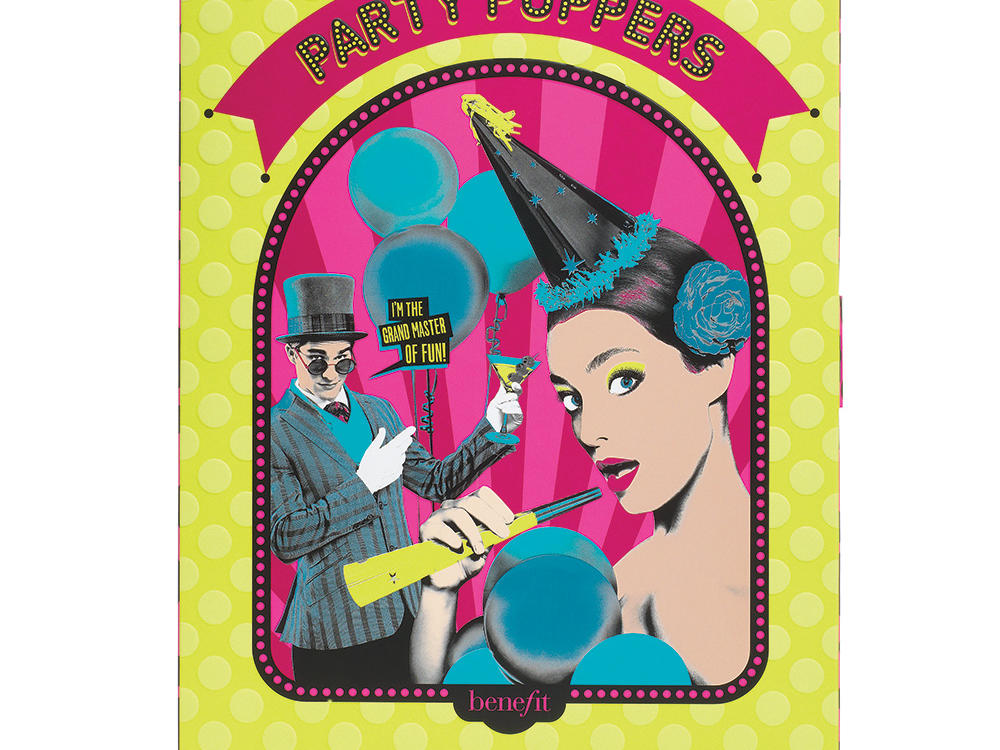 Benefit Party Poppers Makeup Set