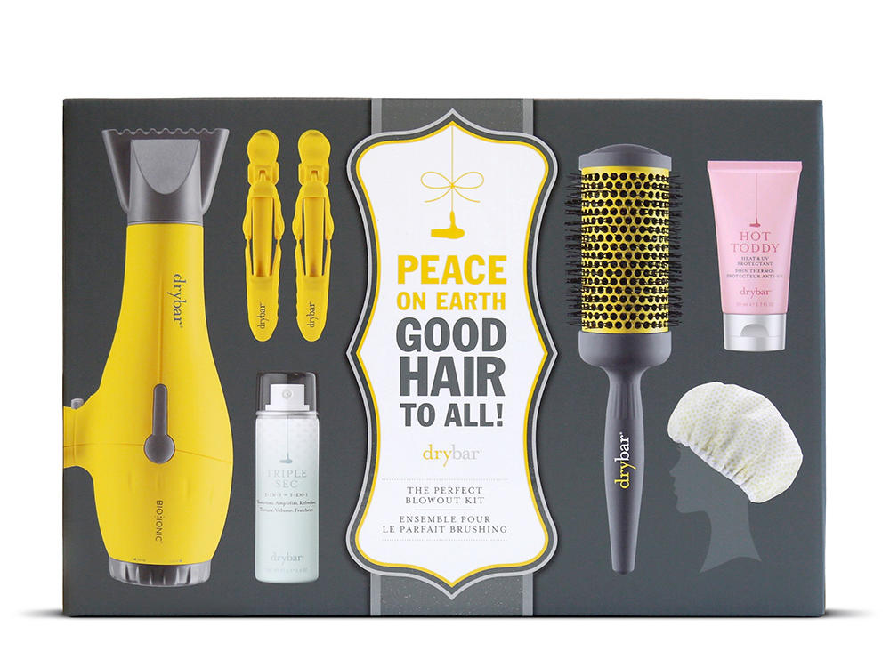Drybar's The Perfect Blowout Kit
