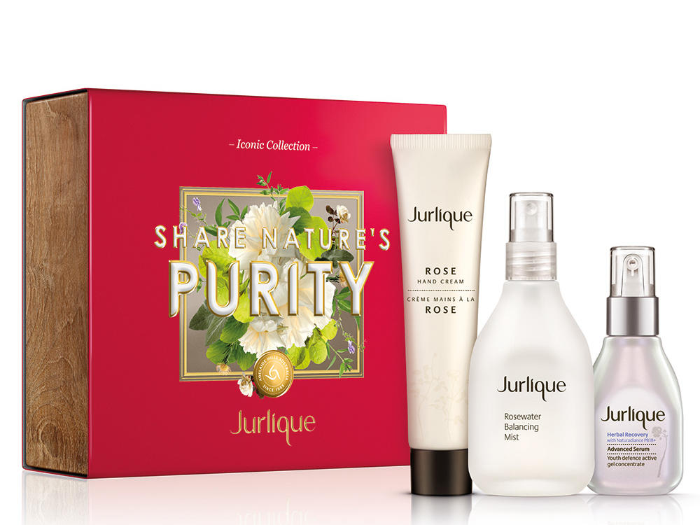 Jurlique's Iconic Collection