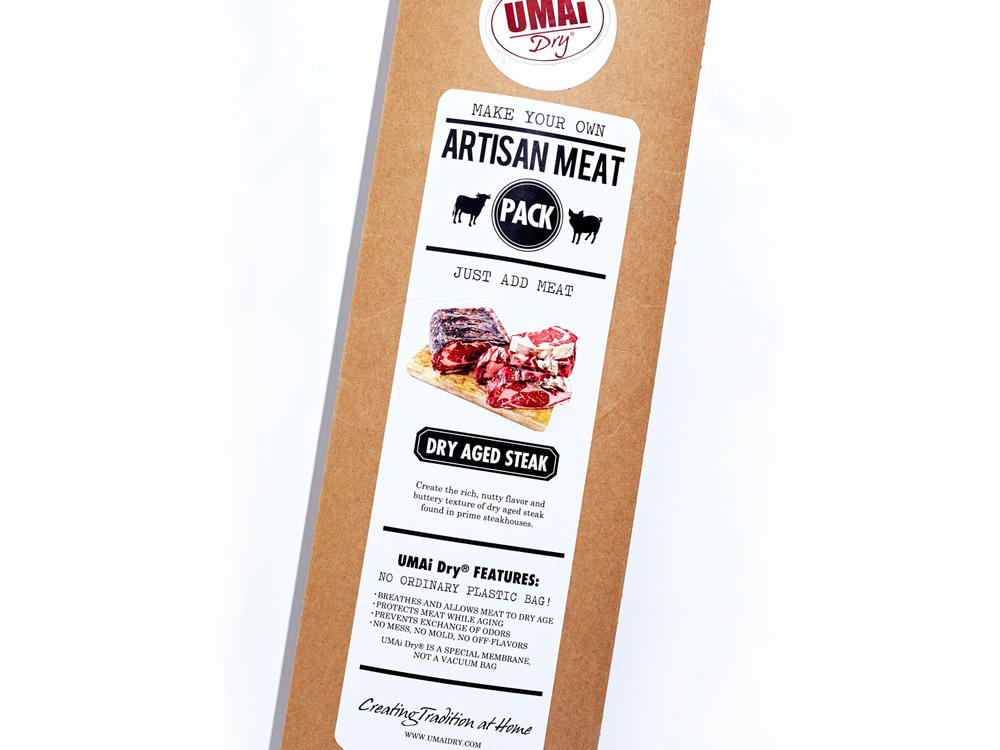 UMAi Dry Artisan Meat Kit