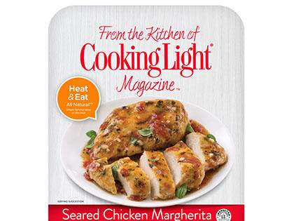 Seared Chicken- Prepared